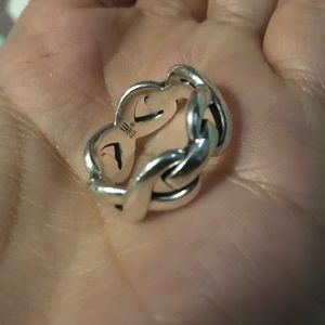 James Avery Infinity Ring